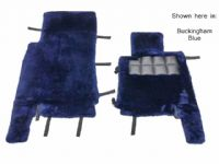 Front Pair Sheepskin Over Rugs - Rolls Royce Silver Seraph (Green Label) From 1998 To 2000